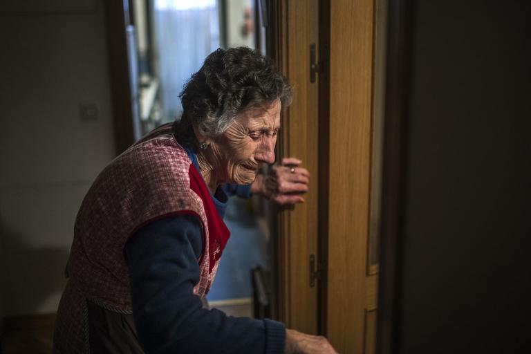 Andrés Kudacki - Spain National Housing Crisis - AP